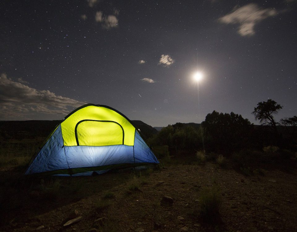 SA Car hire camping equipment for hire