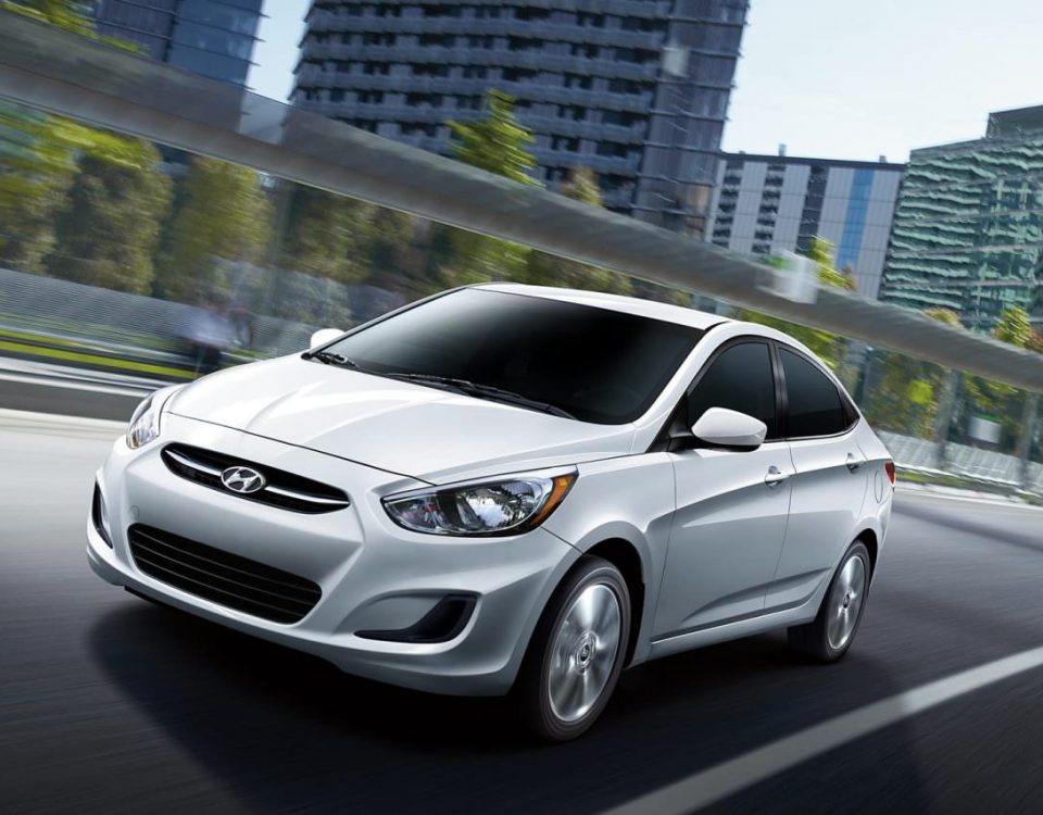 hyundai accent for hire from Tony's Car Hire
